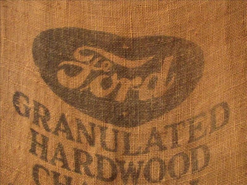 230: Ford Granulated Charcoal Gunny Sack Bag - 4