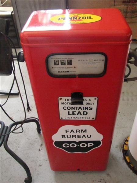238: Tuthill Pump Company Fill Rite Fuel Pump - 3