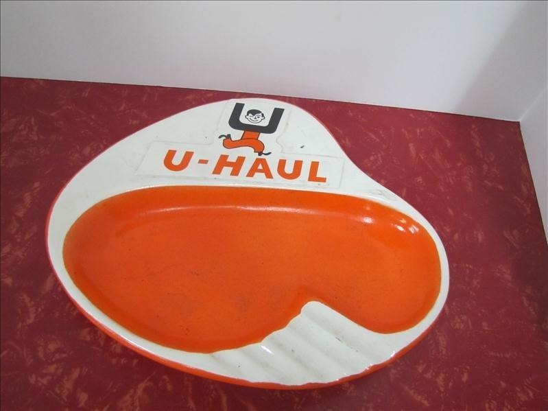 410: UHAUL Advertising Ashtray
