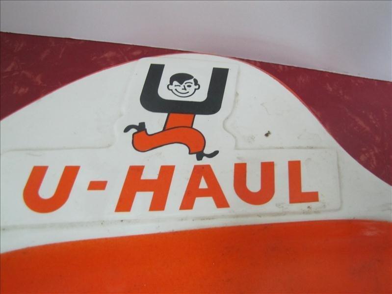 410: UHAUL Advertising Ashtray - 4