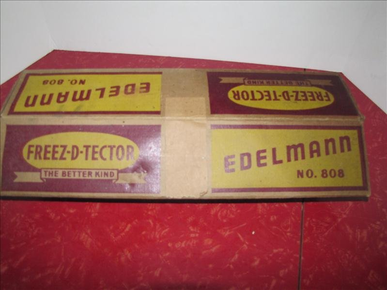 490: Edelmann No 808 Freez D Tector