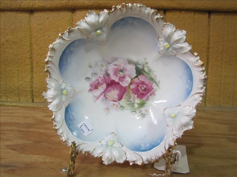 6: Red Star Prussia decorative bowl