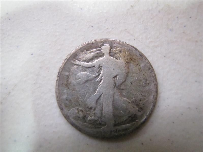21: 1920 Liberty Silver Half Dollar