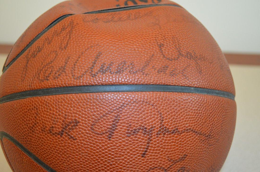 18: Autographed NBA 1959 All-Star game basketball