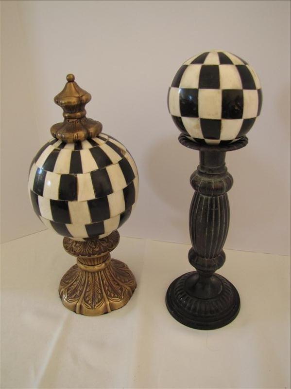 10: Home Decor Ball Displays