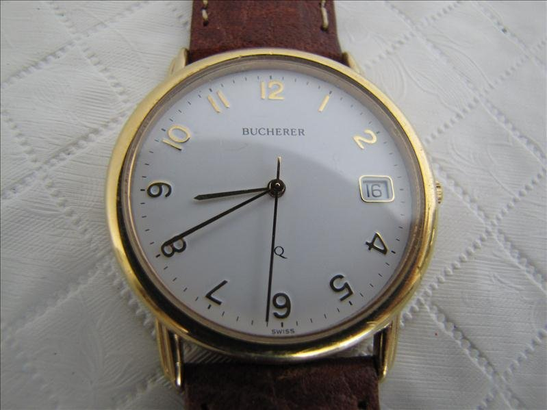 86: Pair of Watches- Bucherer and Daniel Mink - 2