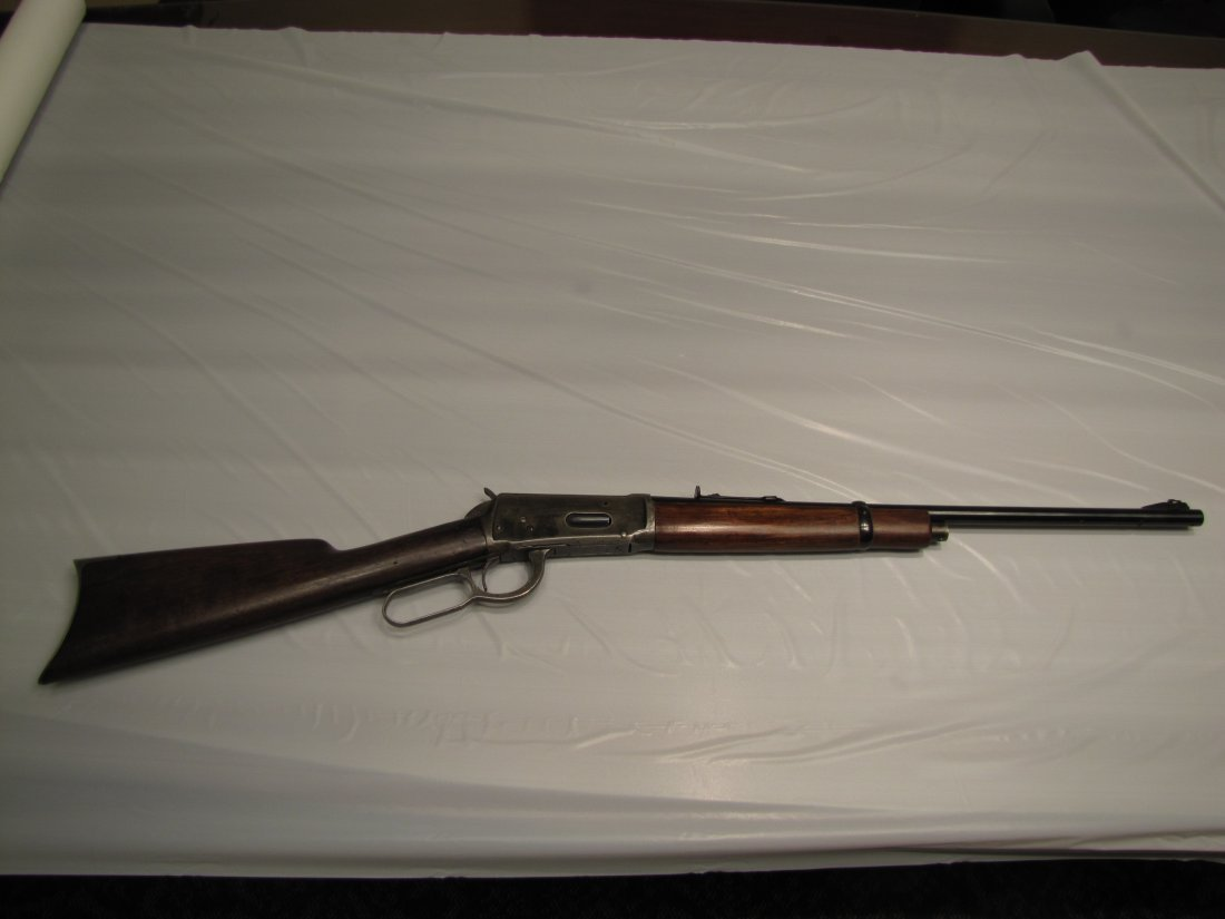 66A: Model 94 Winchester 30-30 Lever Action Rifle