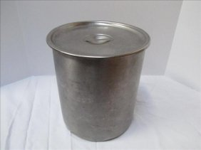 4: Large Vollrath Stainless Steel Stockpot