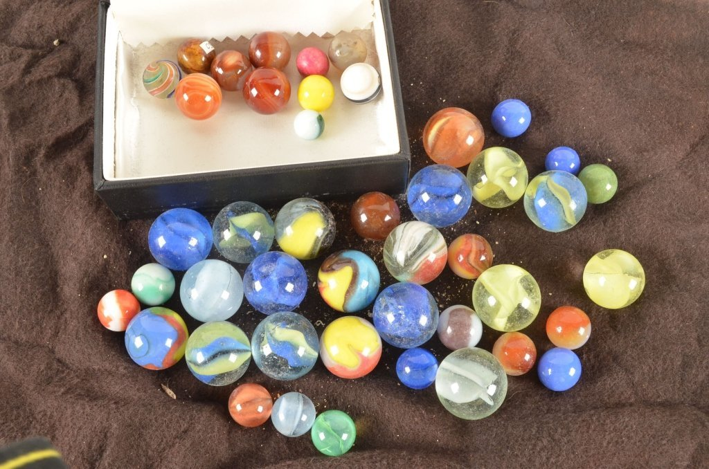 7: Old marbles