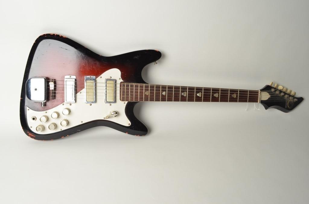 160O: Kay Guitar