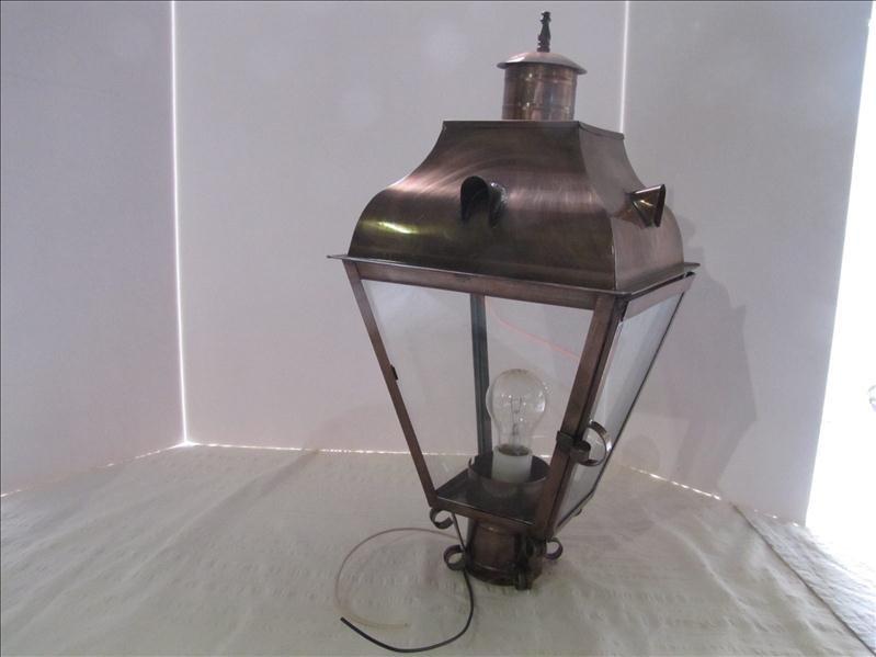 4: Copper Porch Light