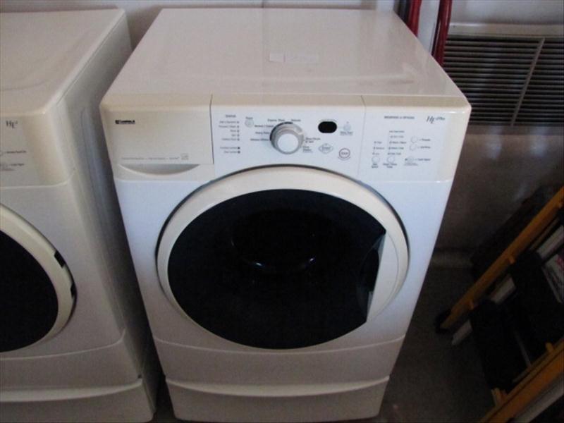 Kenmore Washing Machine ~ Kenmore he plus front load washing machine
