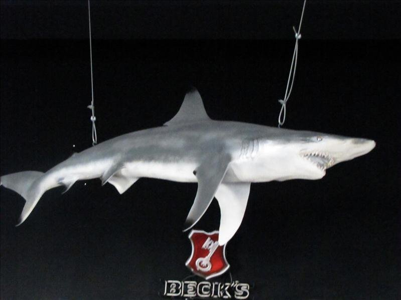 4: Great White Shark Replica