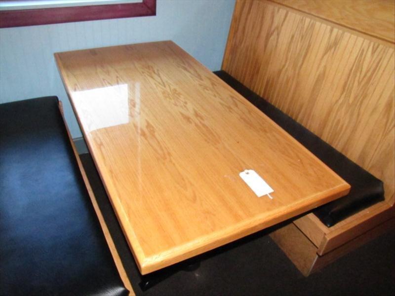 4L: Five Foot Restaurant Table