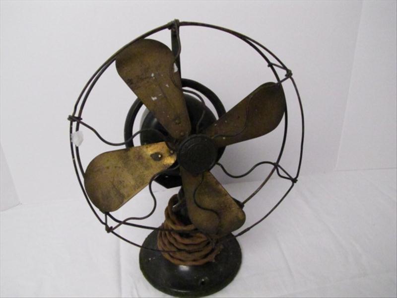 7: Primitive General Electric Fan