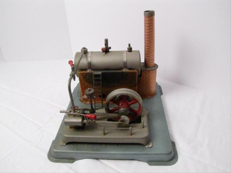 8: Jensen Toy Steam Engine Plant