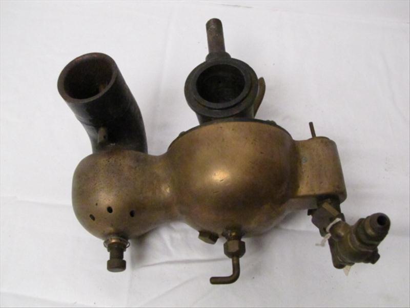 10: Marine Brass Carburetor