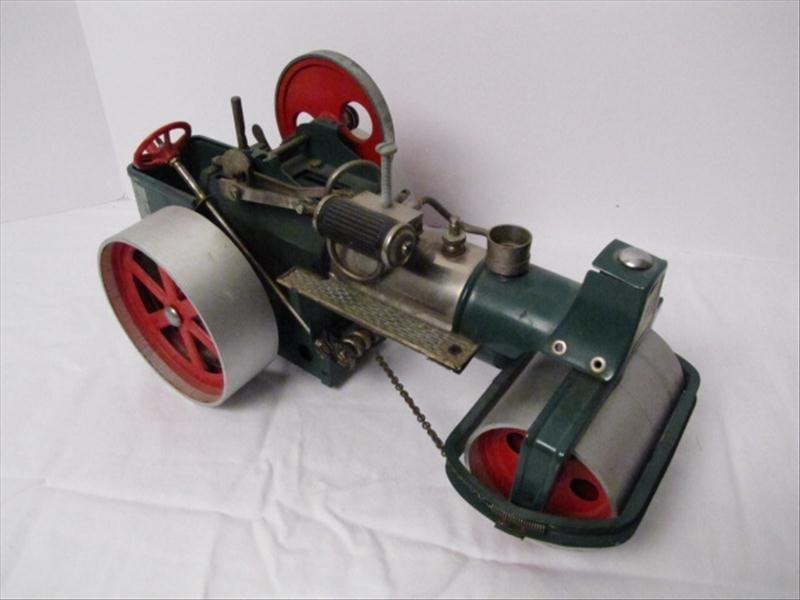 """13: """"Old Smoky"""" Toy Steam Roller"""