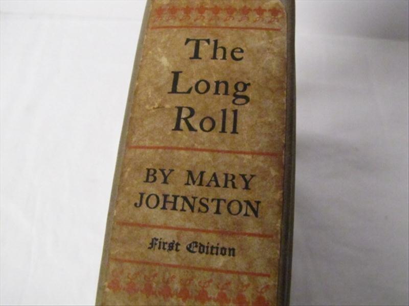 20: The Long Roll 1st Edition 1911 Civil War Book