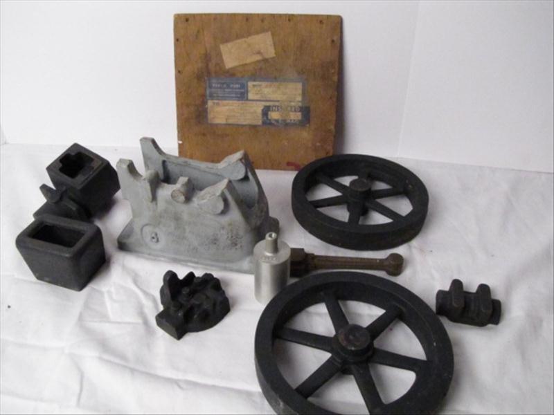 107: Hit Miss Engine Model Assembly Kit by Breisch