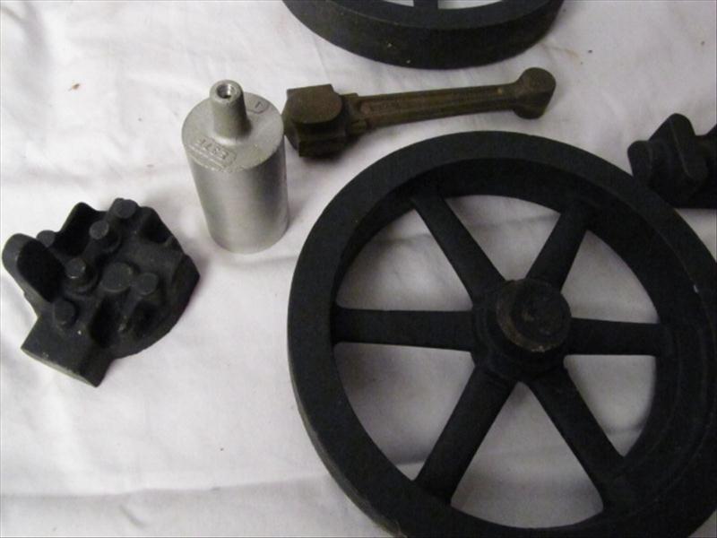 107: Hit Miss Engine Model Assembly Kit by Breisch - 5