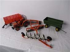 129: Assorted Farm Toys