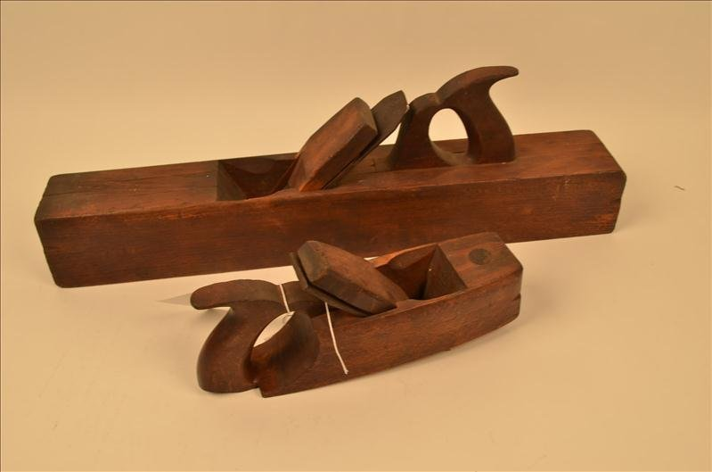 4: Pair of Vintage Wood Molding Planes