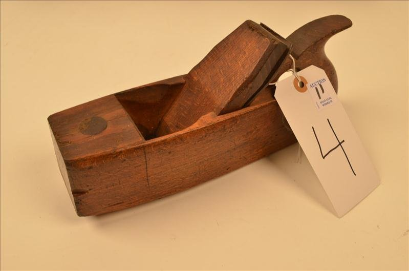 4: Pair of Vintage Wood Molding Planes - 2