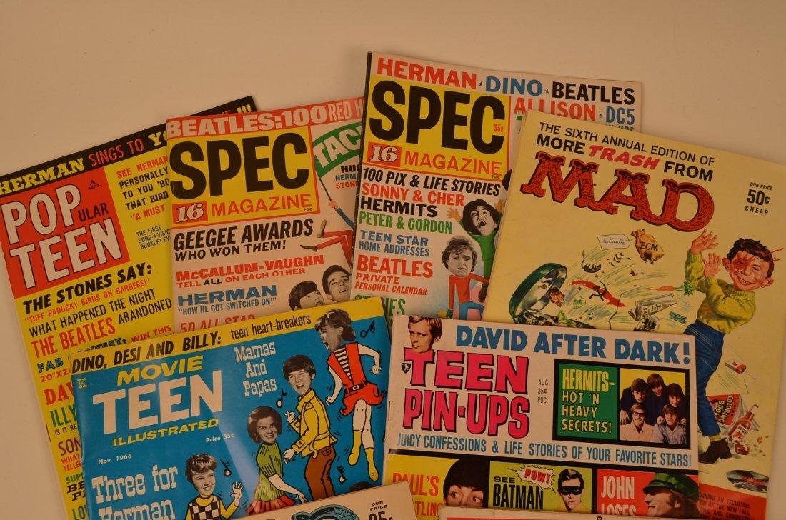 24: Teen, Spec & Mad Magazines