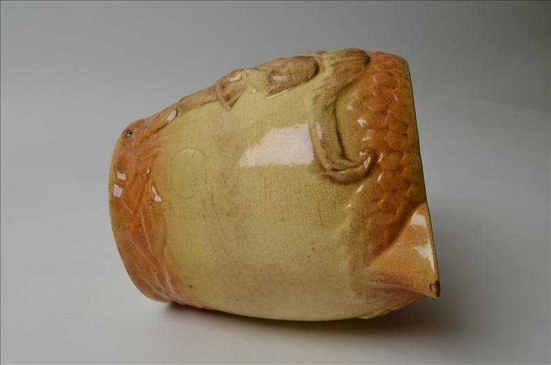 4: Early Roseville Pottery Pitcher - 4