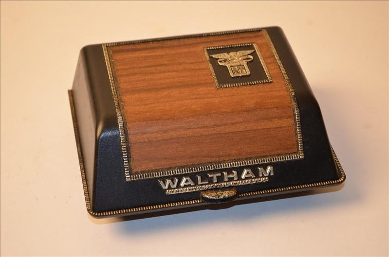 22: Waltham Incabloc Wrist Watch