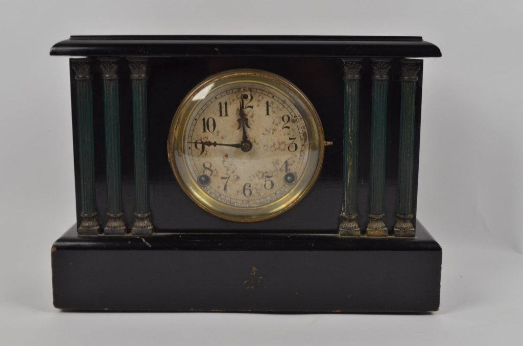 Sessions 8 Day Mantel Clock