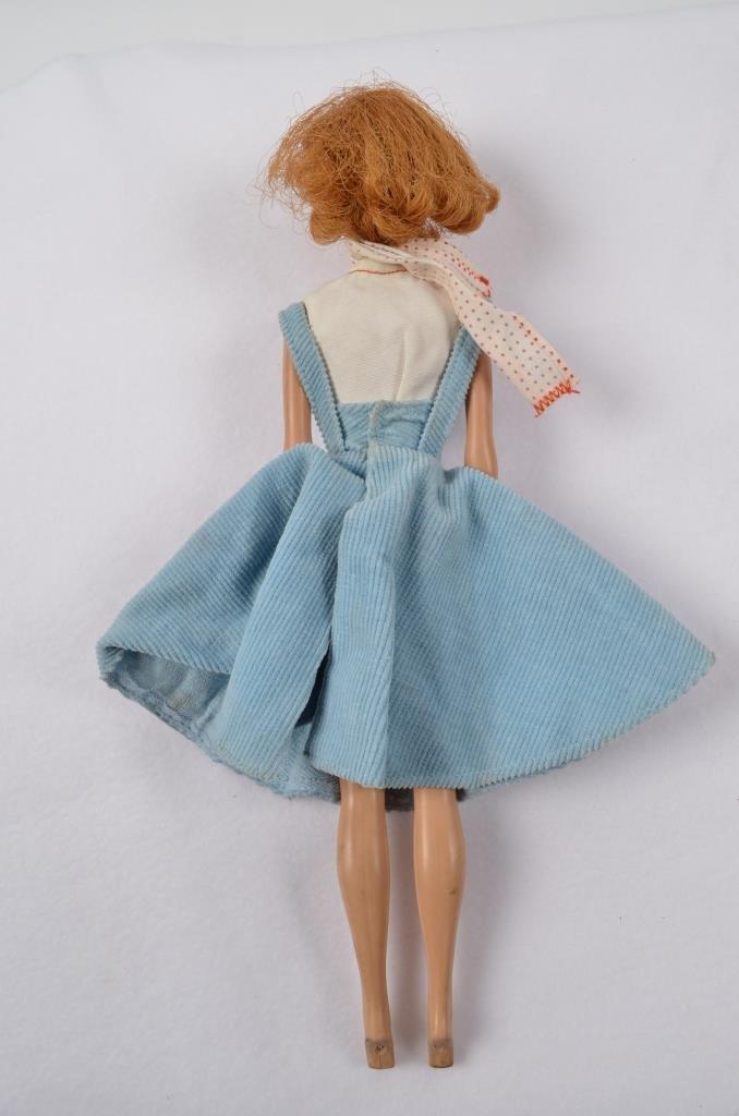 1958 Barbie Doll in Original Clothes - 2