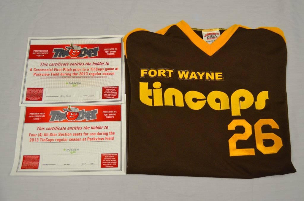 Fort Wayne Tincaps Package