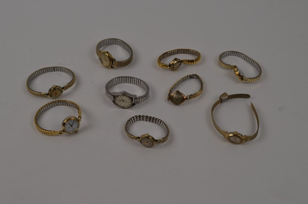 Assortment of Womans Wrist Watches
