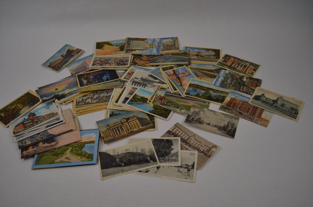 Massive Lot of Postcards