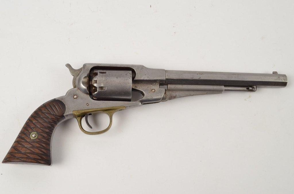 Original 1858 Remington Black Powder Revolver