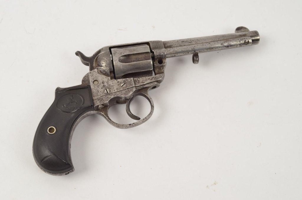 Colt Lightning .38 Revolver/Parts Only - 2