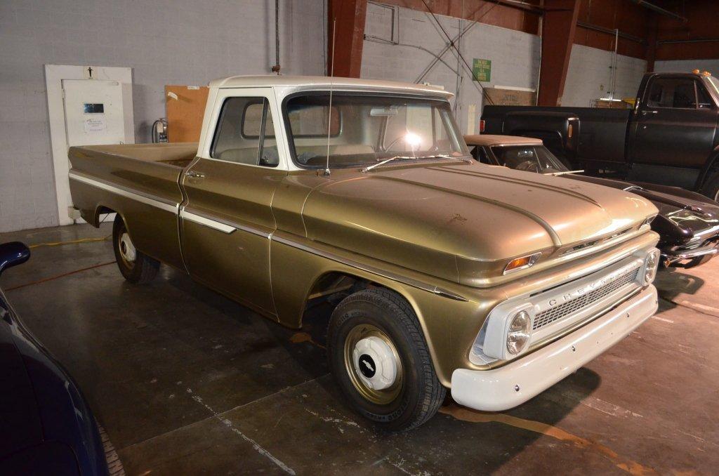 1966 Chevrolet 1500 Pickup Truck