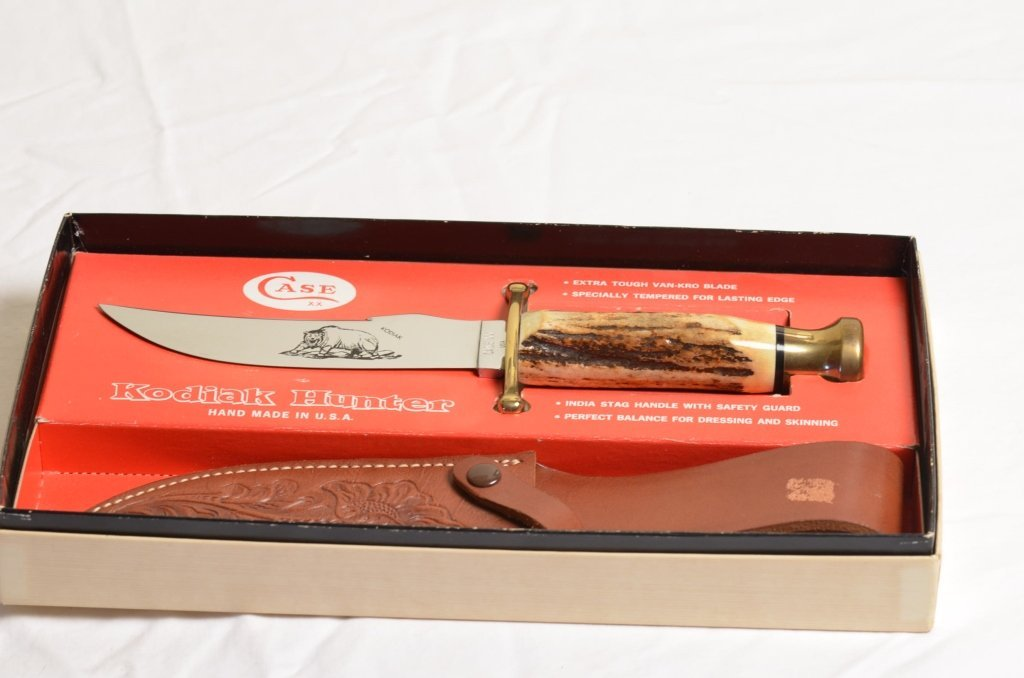 Case XX Kodiak Hunters Knife
