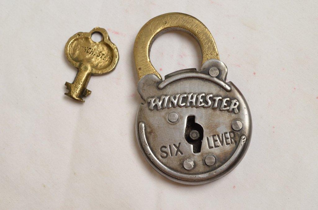 Winchester Padlock