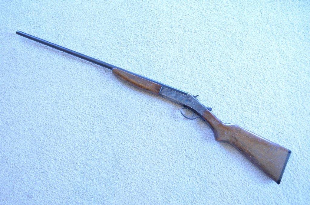 Shapleigh Diamond Arms Co. 410 Shotgun with Rabbit - 2