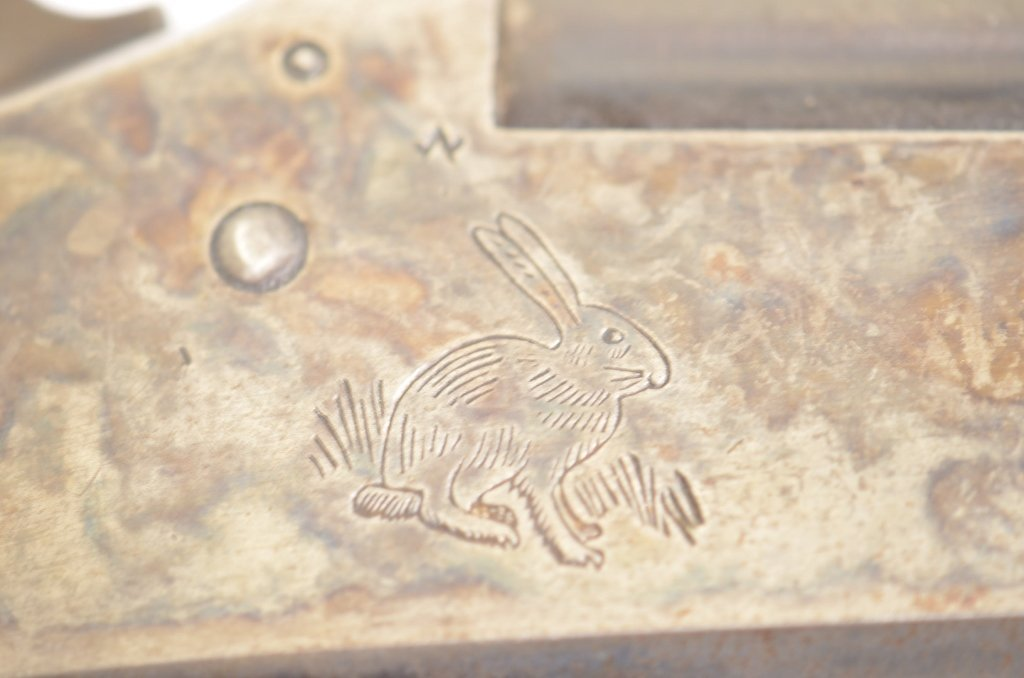 Shapleigh Diamond Arms Co. 410 Shotgun with Rabbit - 4