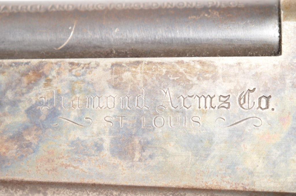 Shapleigh Diamond Arms Co. 410 Shotgun with Rabbit - 5