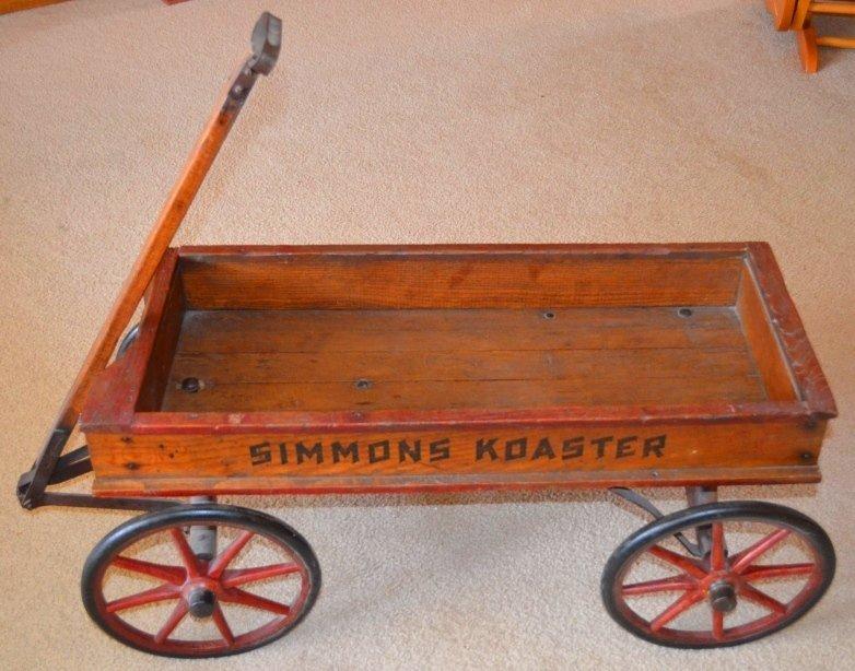 E.C. Simmons Keen Kutter STD-1 Koaster Wagon