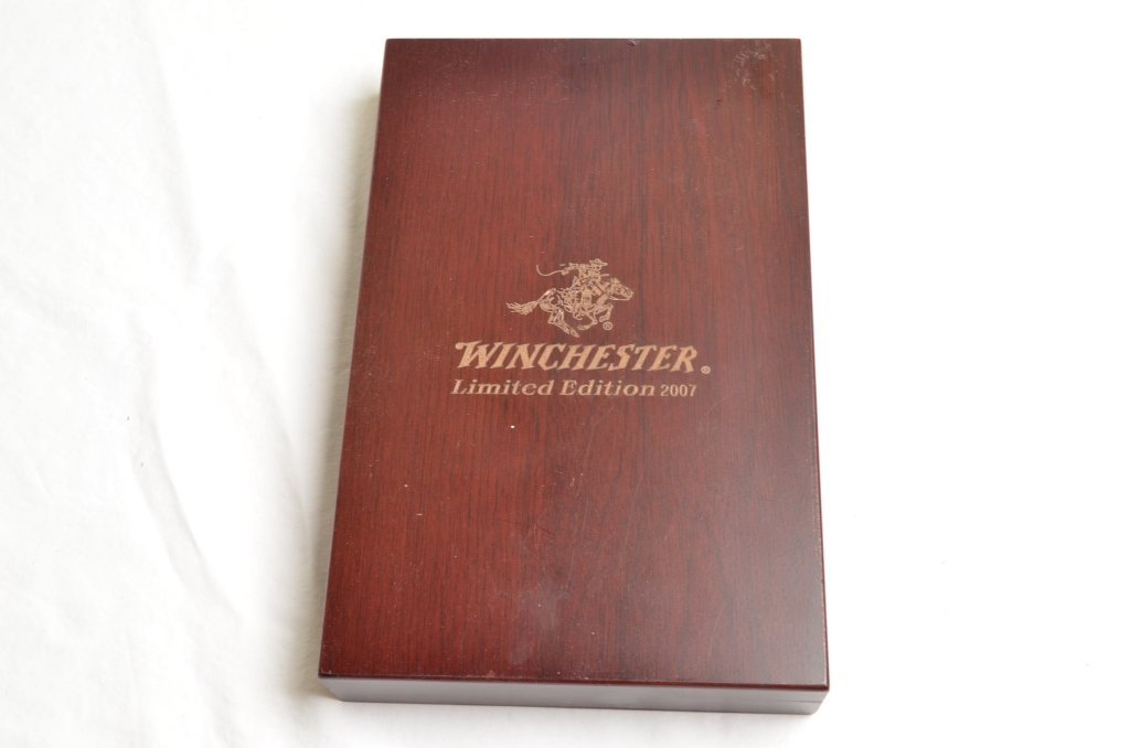 Winchester Limited Edition 2007 Knife Set
