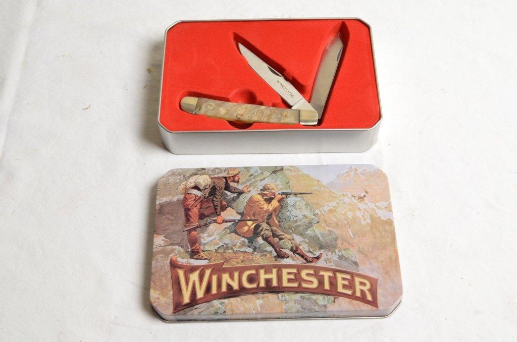 Winchester Pocket Knife in Original Case