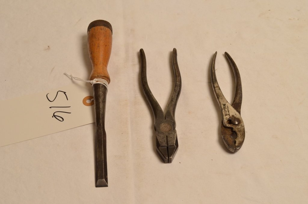 Winchester Hand Tools/ Pliers, Drivers, & Chisel