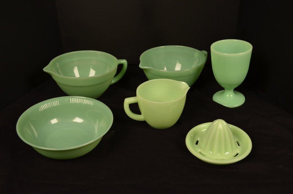 Fenton Jadeite Kitchenware