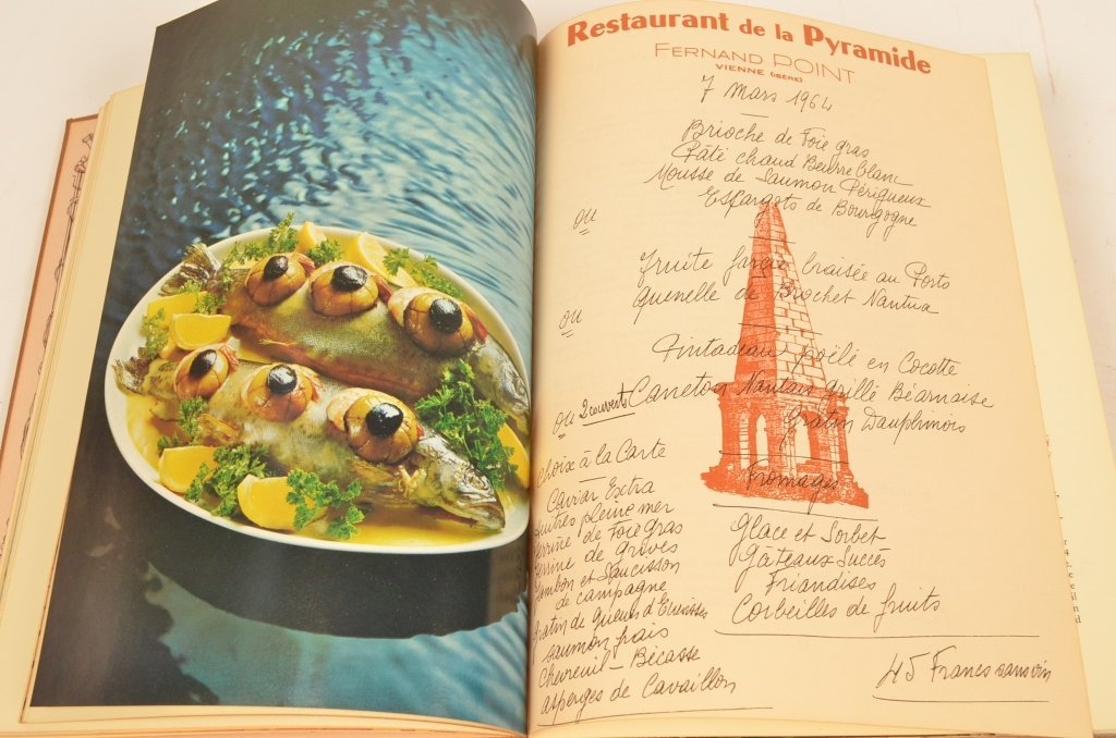 """""""A Treasury of Great Recipes"""" 1965 Hardcover Book - 6"""